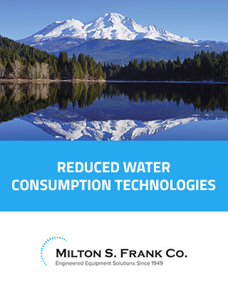 reduced water consumption brochure