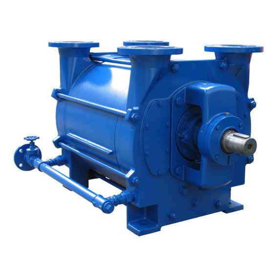 Liquid Ring Vacuum Pumps and Compressors
